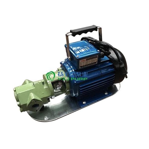 WCB手提式raybet雷竞技下载地址齿轮油泵
