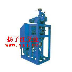 罗茨泵-水环泵机组