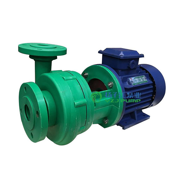 FS型工程塑料雷竞技官网手机版FP,FPZ增强聚丙烯化工泵