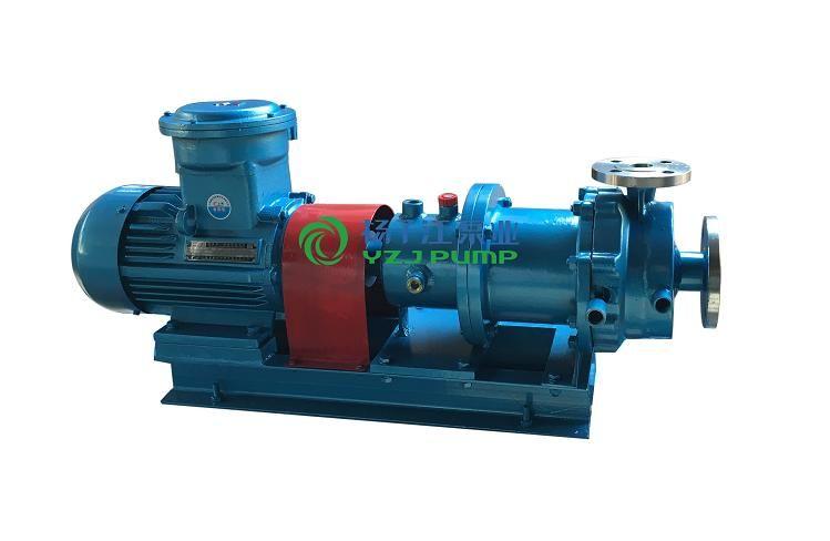 CQB-G高温磁力驱动泵