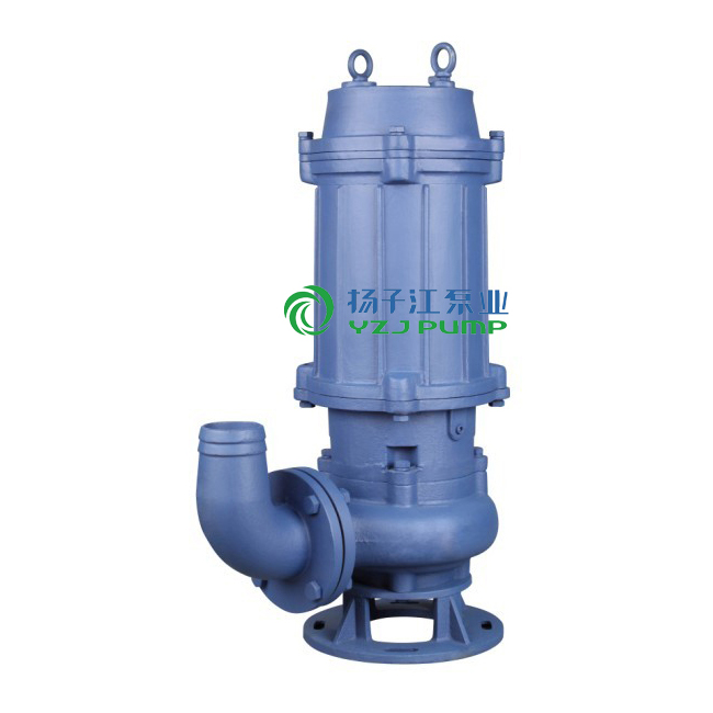 WQ系列无堵塞固定式潜水排污泵
