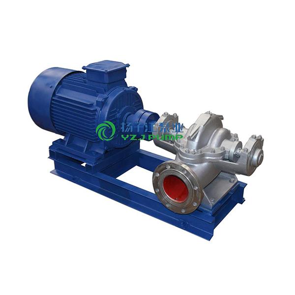 S、SH型raybet雷竞技下载地址单级双吸中开泵