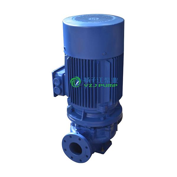 IRG单级单吸热水管道雷竞技官网手机版 立式热水泵