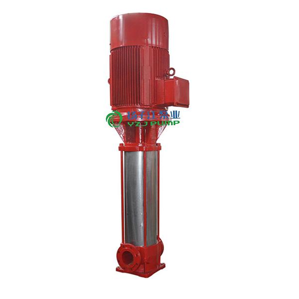 XBD-(I)立式多级管道消防泵