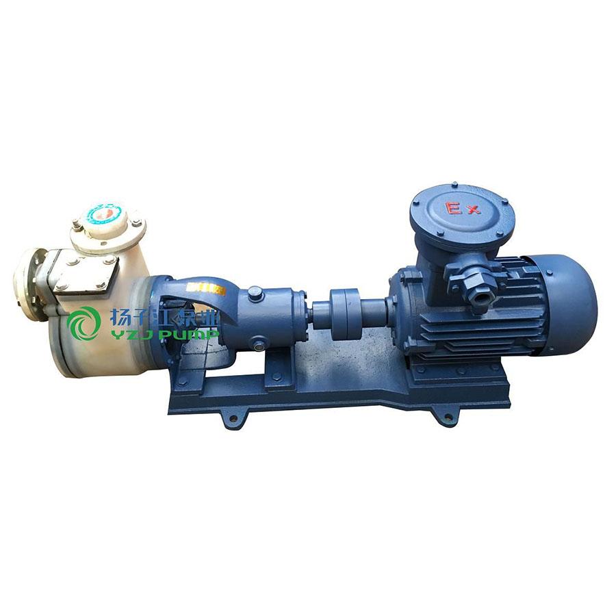 FZB氟塑料自吸泵|耐酸碱自吸泵