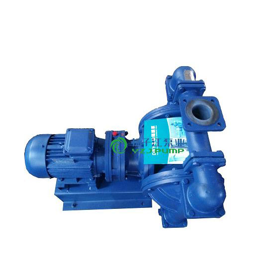 DBY防爆衬氟电动隔膜泵