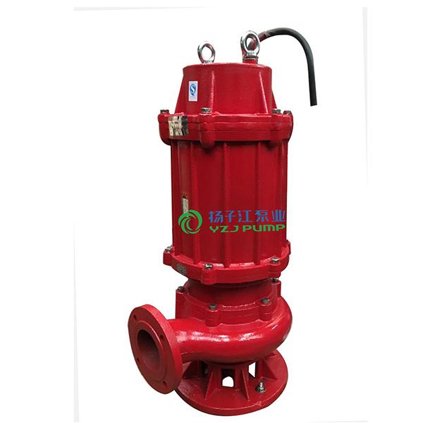 WQR高温100℃raybet雷竞技下载地址耐腐蚀304或316潜水排污泵