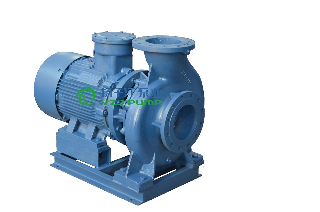 ISW型系列卧式雷竞技官网手机版|卧式清水泵