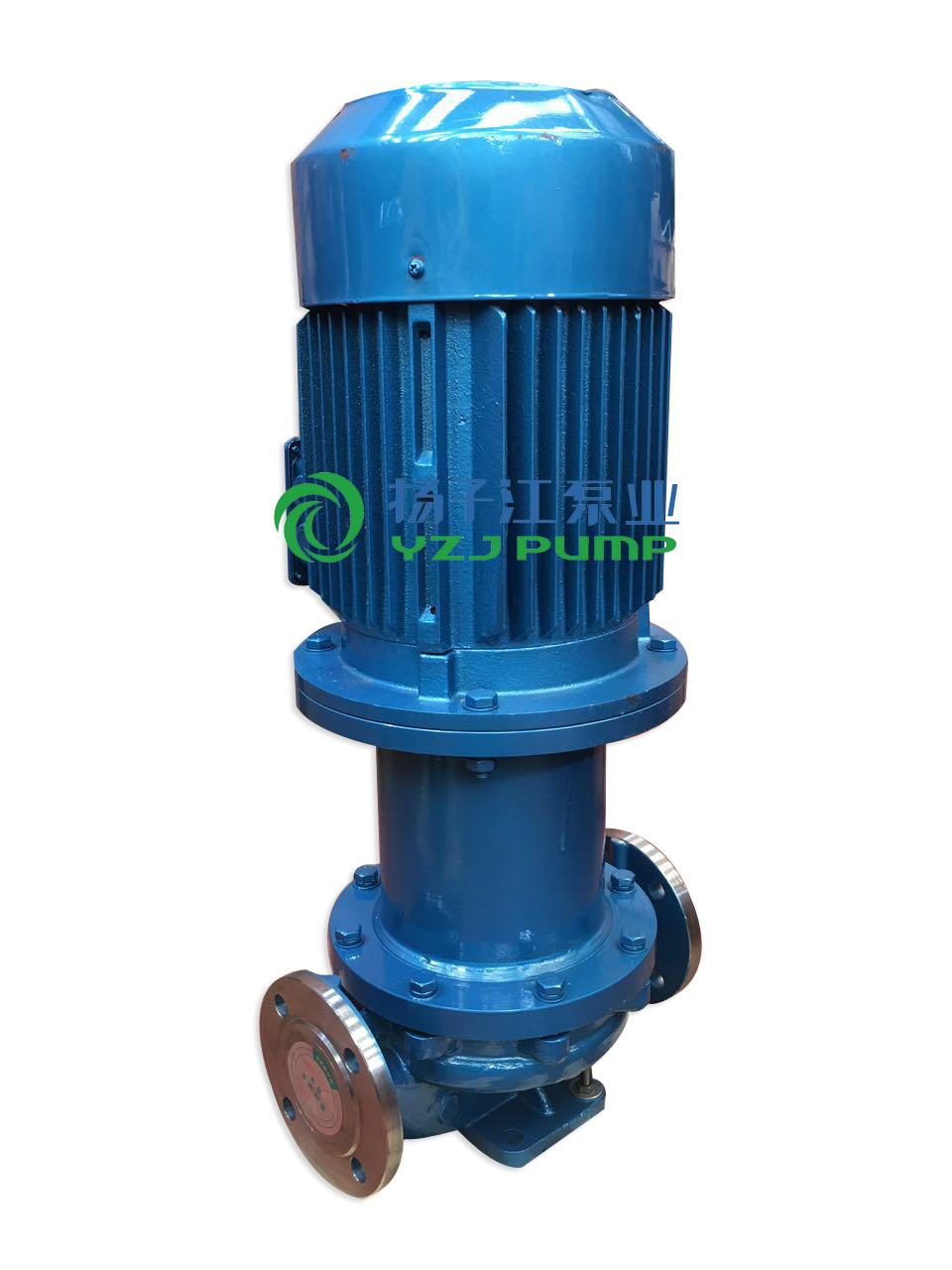 CQB-L立式磁力管道泵