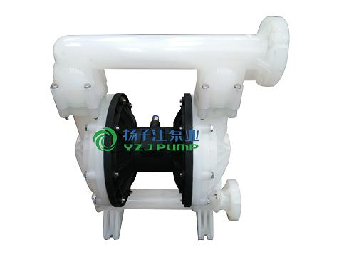 QBY型工程塑料气动隔膜泵|增强聚丙稀隔膜泵