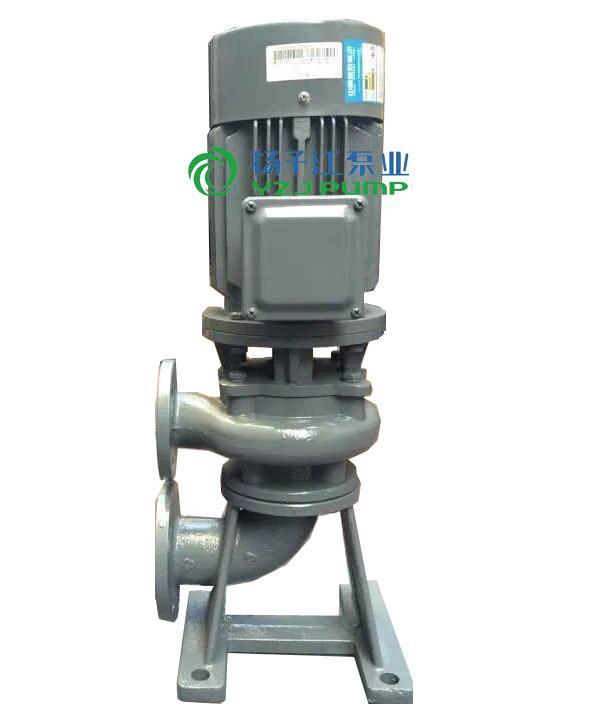 LW防爆无堵塞立式污水泵