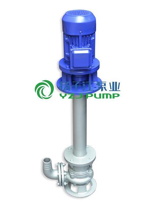 YW立式液下泵 液下无堵塞排污泵 raybet雷竞技下载地址液下式排污泵