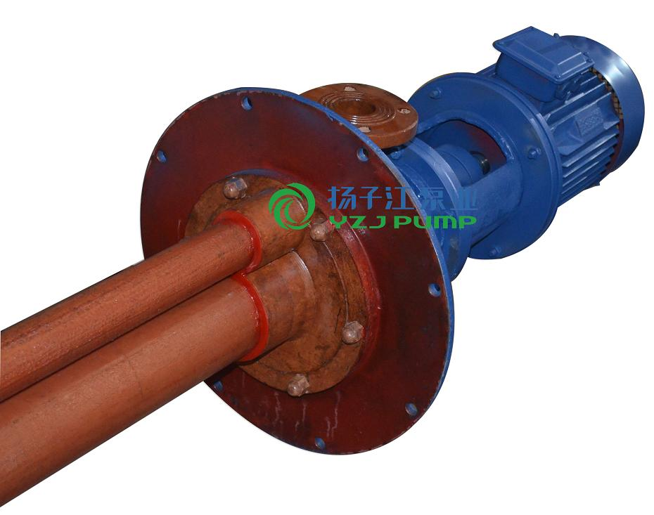 FSY型耐酸液下泵