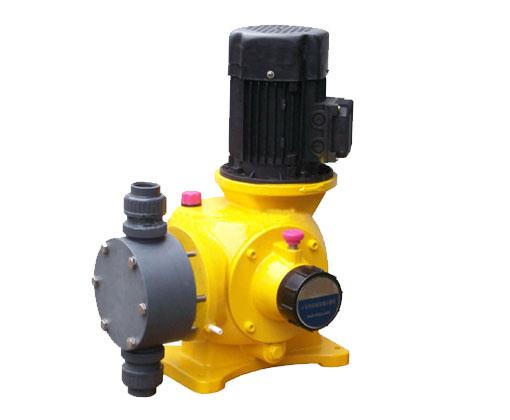 JZM-A系列机械隔膜计量泵