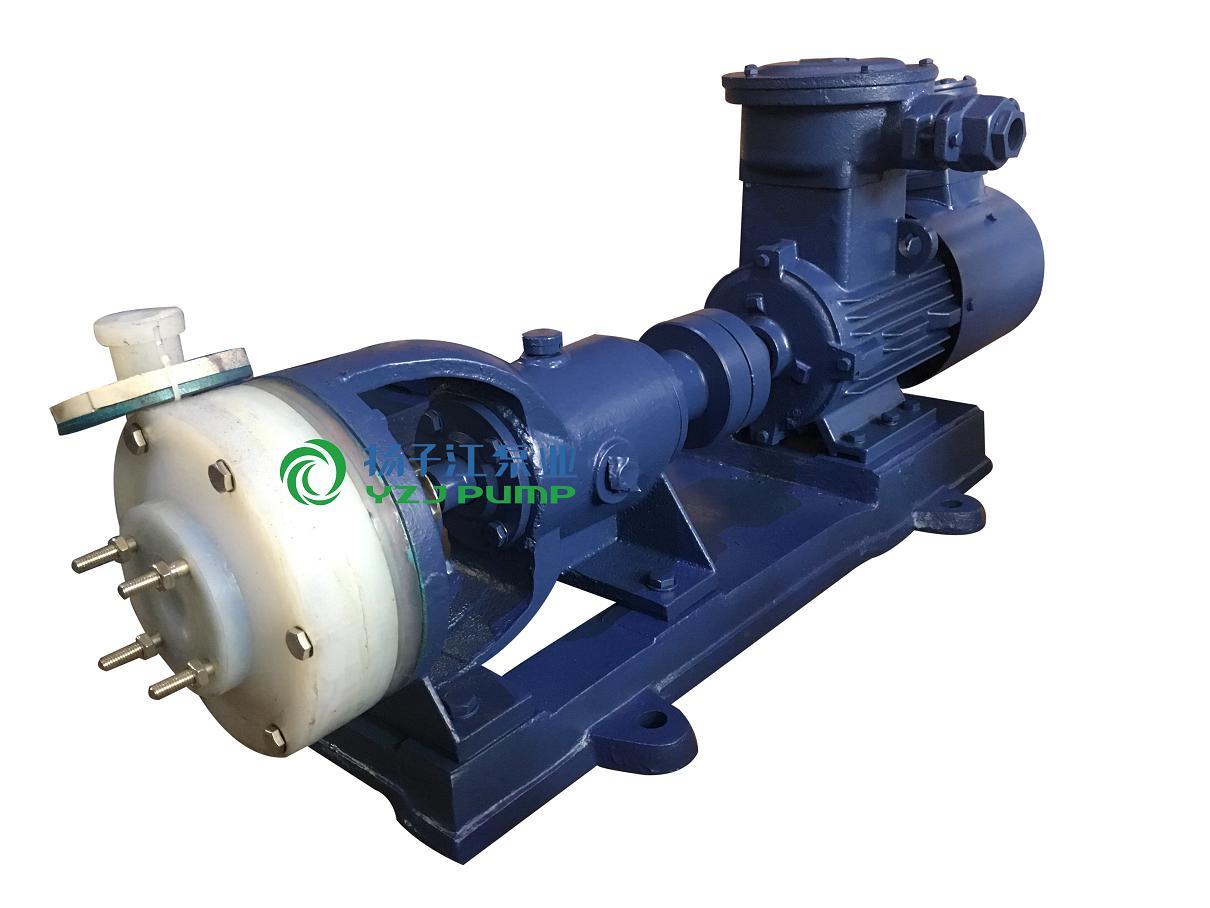 FSB型防爆氟塑料合金泵