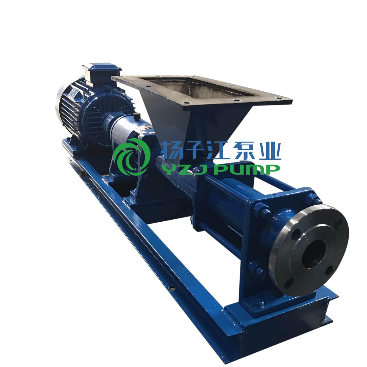 防爆单螺杆泵 G型单螺杆泵(轴raybet雷竞技下载地址) 耐腐蚀单螺杆泵
