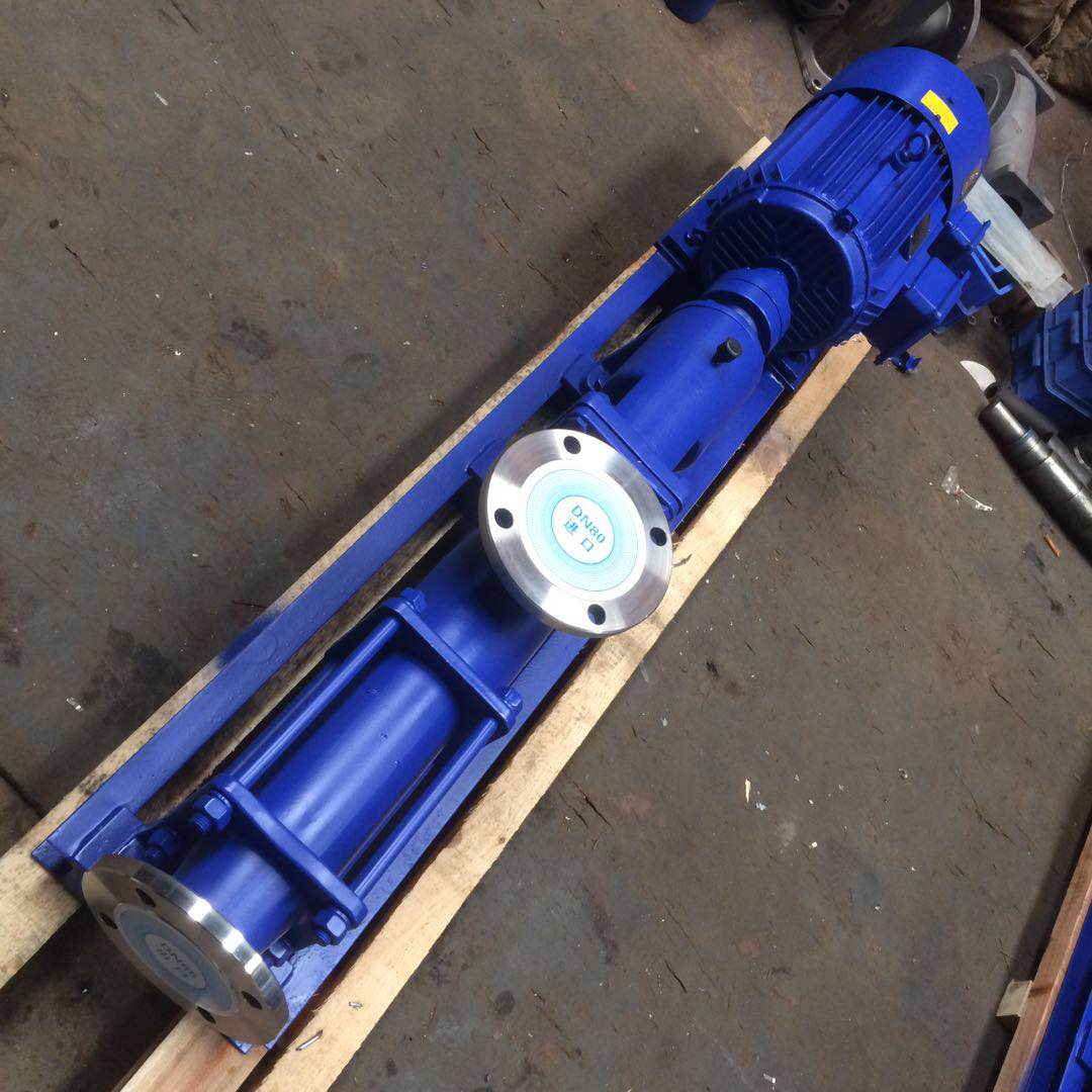 G型raybet雷竞技下载地址防爆变频单螺杆泵