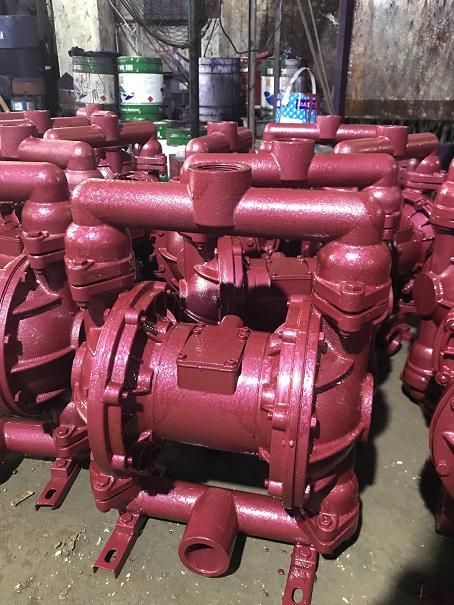 QBY型气动隔膜浓浆泵