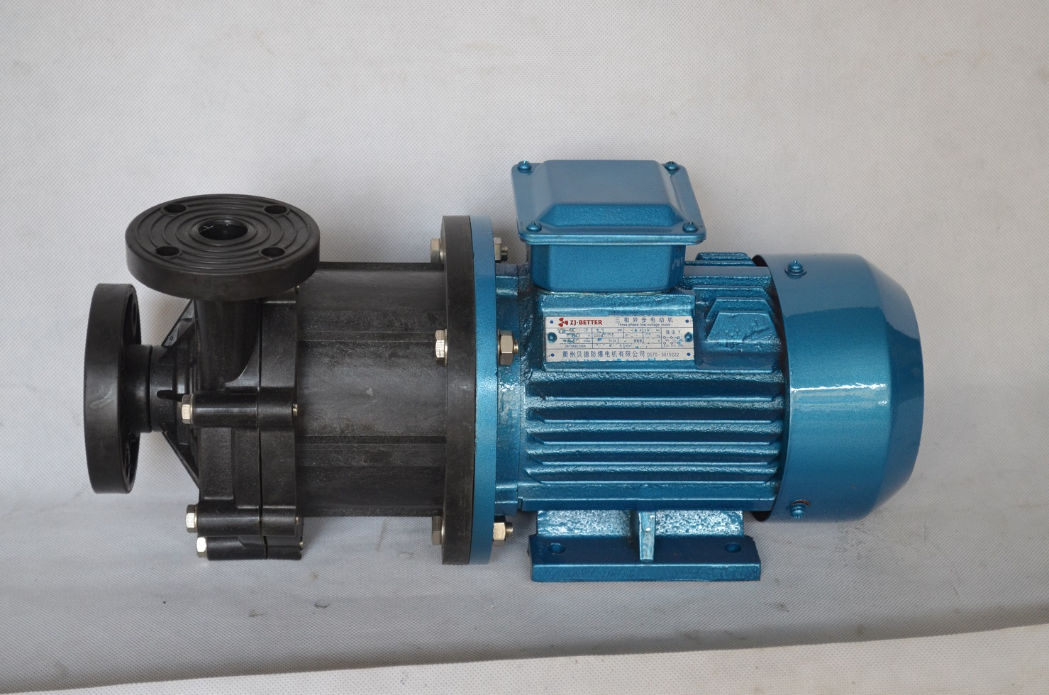 CQF型工程塑料磁力泵