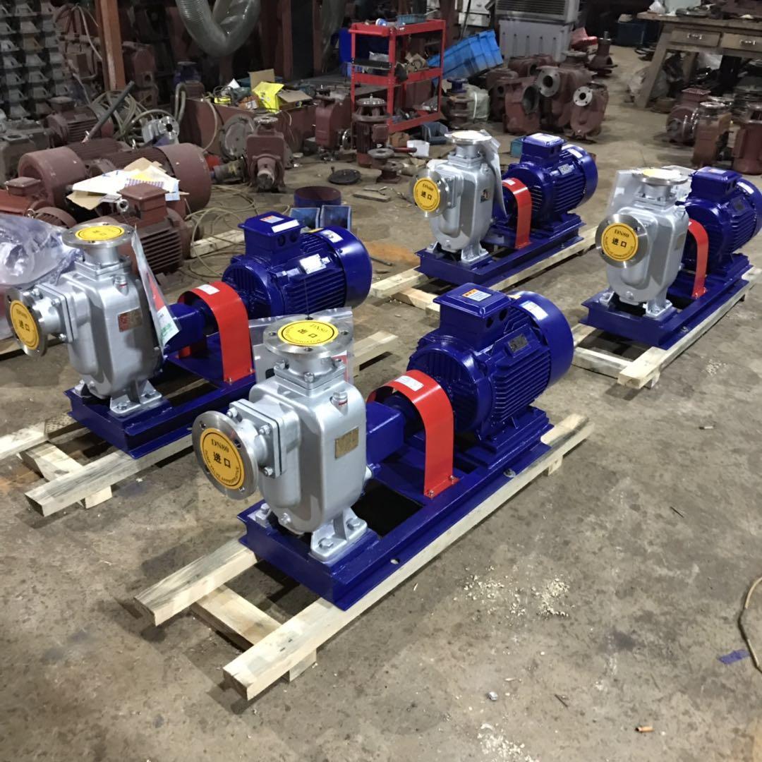 ZW型raybet雷竞技下载地址自吸排污泵 自吸污水泵 无堵塞自吸泵