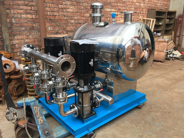 XWG型无负压变频供水设备
