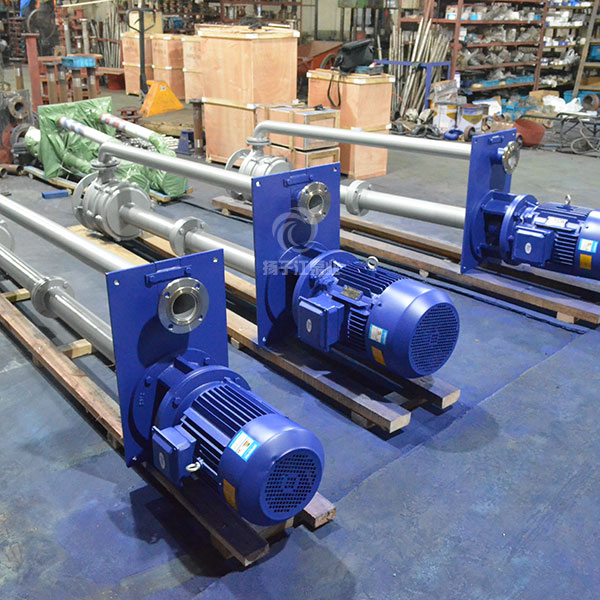 YWP型液下式raybet雷竞技下载地址排污泵