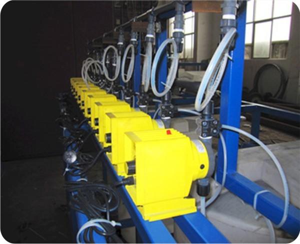 jlm系列电磁隔膜式计量泵
